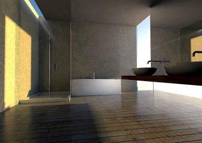 bagno-rendering