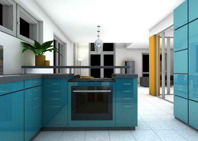 cucina-rendering